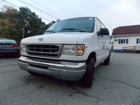 2002 Ford E-Series Cargo for sale in Springfield, MA