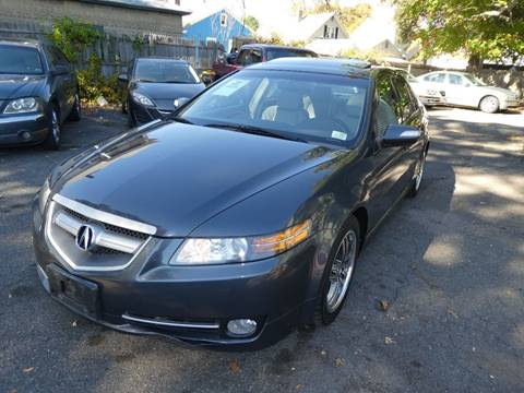 2007 Acura TL for sale in Springfield, MA