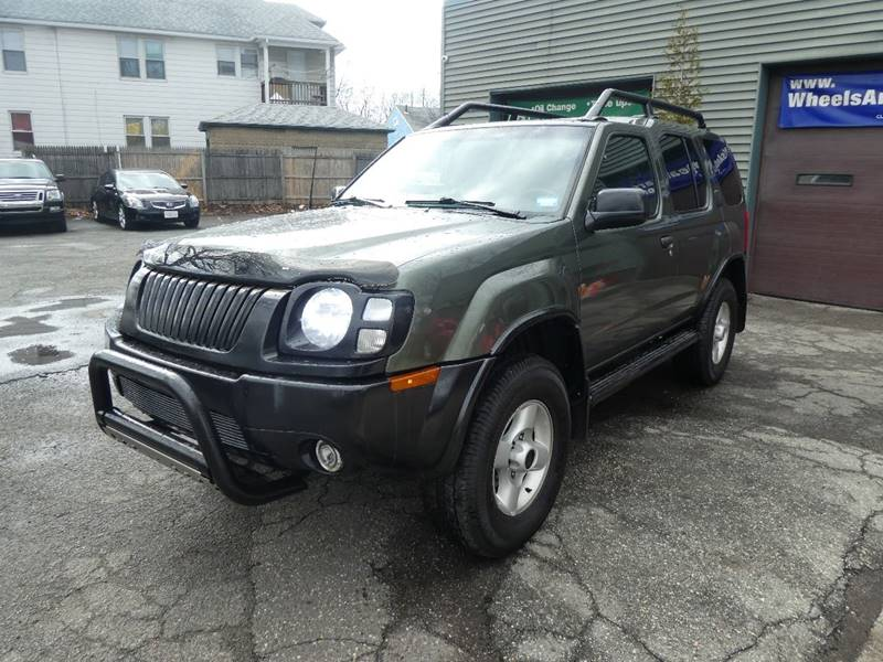 2003 Nissan Xterra Se 4wd 4dr Suv In Springfield Ma Wheels And Deals