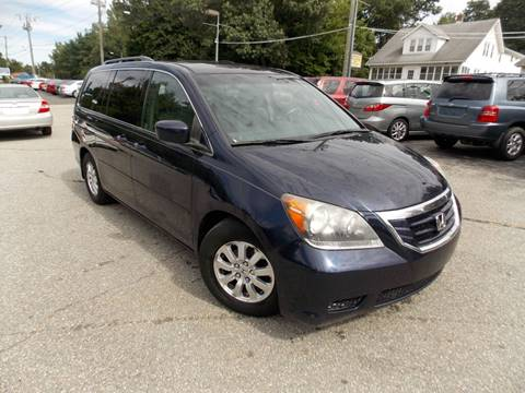 2008 Honda Odyssey for sale in Springfield, MA