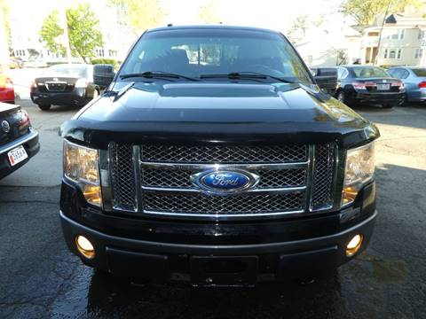 2009 Ford F-150 for sale in Springfield, MA