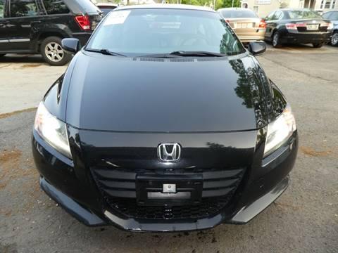 2011 Honda CR-Z for sale in Springfield, MA
