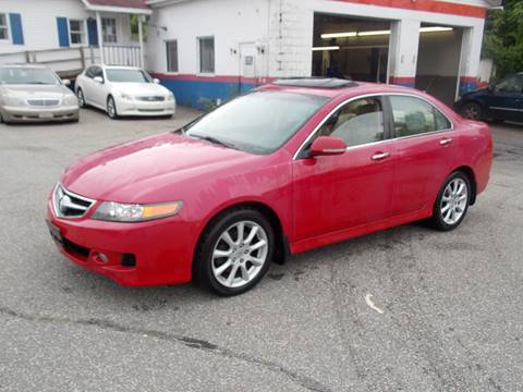 2006 Acura TSX for sale in Springfield, MA