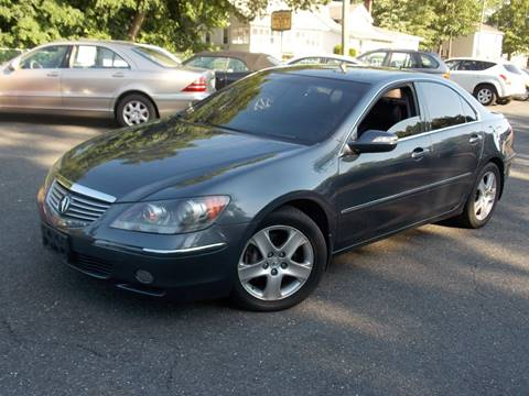 2005 Acura RL for sale in Springfield, MA
