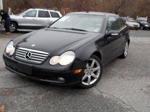 2004 Mercedes-Benz C-Class for sale in Springfield, MA
