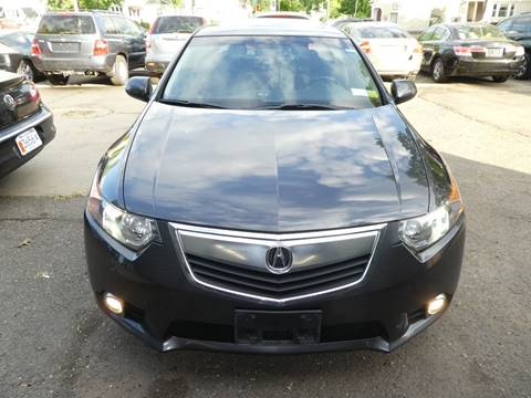 2012 Acura TSX for sale in Springfield, MA