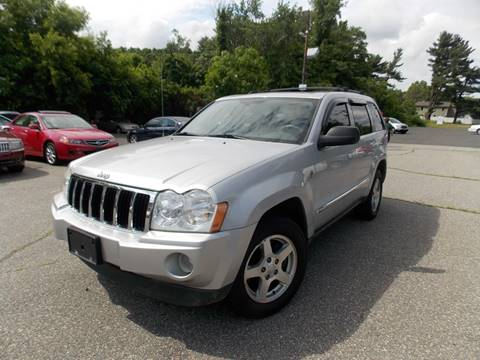 2005 Jeep Grand Cherokee for sale in Springfield, MA