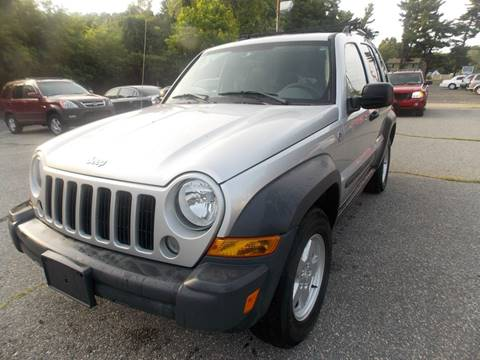2006 Jeep Liberty for sale in Springfield, MA