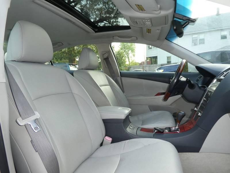 2007 Lexus Es 350 4dr Sedan In Springfield MA - Wheels and Deals