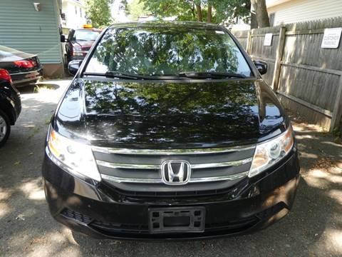 2011 Honda Odyssey for sale in Springfield, MA