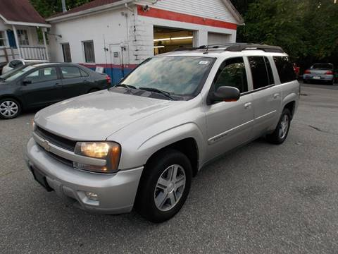 2004 Chevrolet Trailblazer >> 2004 Chevrolet Trailblazer Ext For Sale In Springfield Ma
