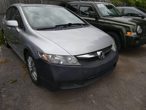 2010 Honda Civic for sale in Springfield, MA