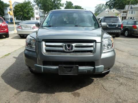 2007 Honda Pilot for sale at Wheels and Deals in Springfield MA