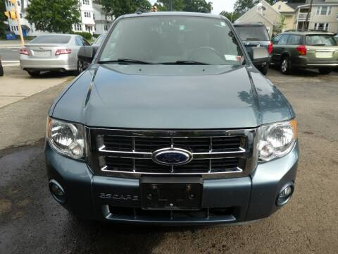 2012 Ford Escape for sale at Wheels and Deals in Springfield MA