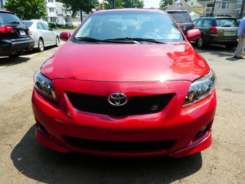 2010 Toyota Corolla for sale at Wheels and Deals in Springfield MA