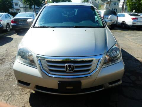 2008 Honda Odyssey for sale at Wheels and Deals in Springfield MA