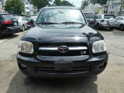 2005 Toyota Sequoia for sale at Wheels and Deals in Springfield MA