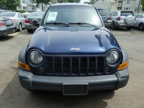 2007 Jeep Liberty for sale at Wheels and Deals in Springfield MA