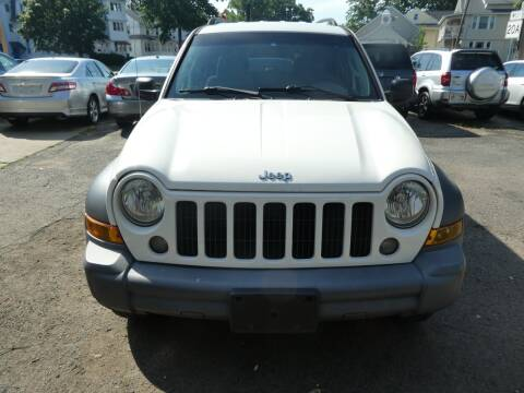 2005 Jeep Liberty for sale at Wheels and Deals in Springfield MA