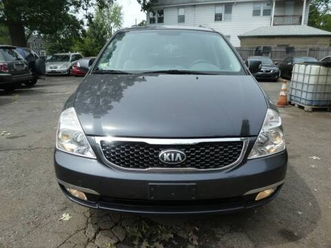 2014 Kia Sedona for sale at Wheels and Deals in Springfield MA