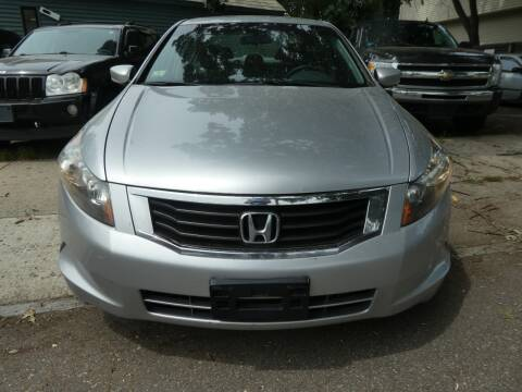 2008 Honda Accord for sale at Wheels and Deals in Springfield MA