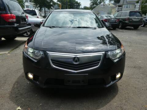 2011 Acura TSX for sale at Wheels and Deals in Springfield MA