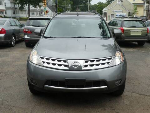 2007 Nissan Murano for sale at Wheels and Deals in Springfield MA