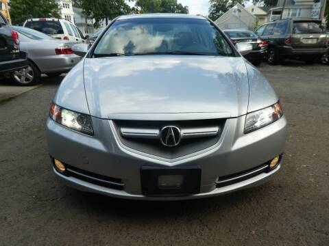 2007 Acura TL for sale at Wheels and Deals in Springfield MA