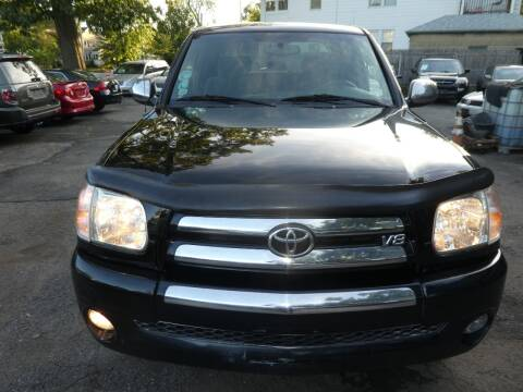 2005 Toyota Tundra for sale at Wheels and Deals in Springfield MA