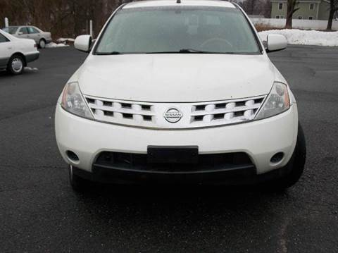 2005 Nissan Murano for sale in Springfield, MA