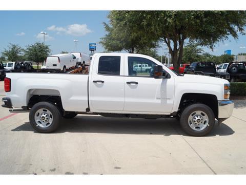 2017 Chevrolet Silverado 2500HD for sale in Grapevine, TX