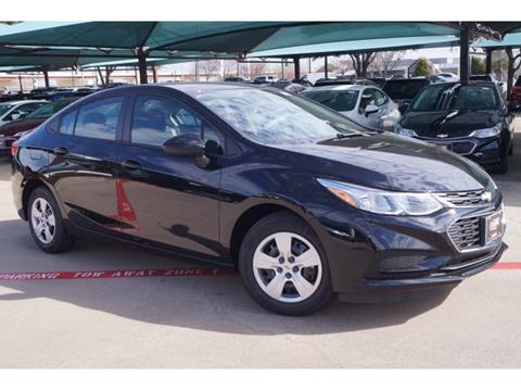 2017 Chevrolet Cruze for sale in Grapevine, TX