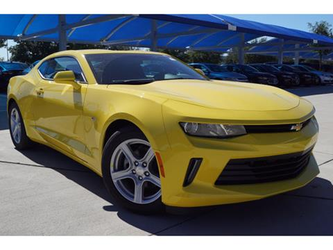 2017 Chevrolet Camaro for sale in Grapevine, TX