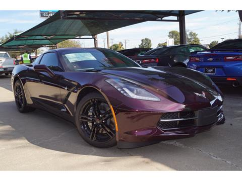 2017 Chevrolet Corvette for sale in Grapevine, TX