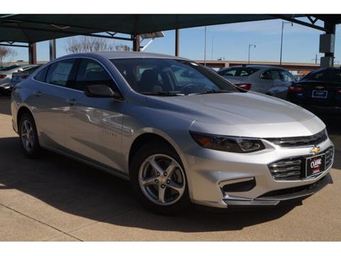2017 Chevrolet Malibu for sale in Grapevine, TX