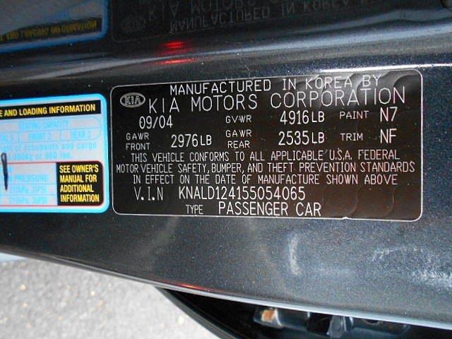 2005 Kia Amanti 4dr Sedan - Neptune NJ