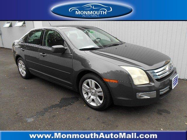 2007 Ford Fusion AWD V6 SEL 4dr Sedan - Neptune NJ