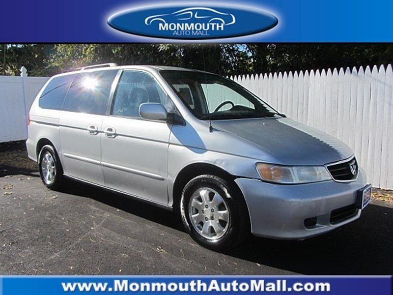 2003 Honda Odyssey EX-L 4dr Mini-Van w/DVD and Leather - Neptune NJ