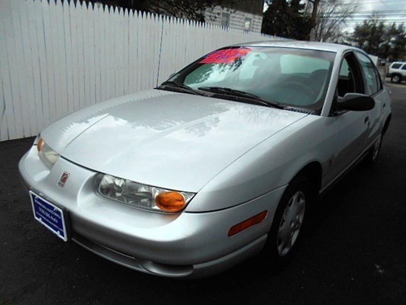 2002 Saturn S-Series SL1 4dr Sedan - Neptune NJ