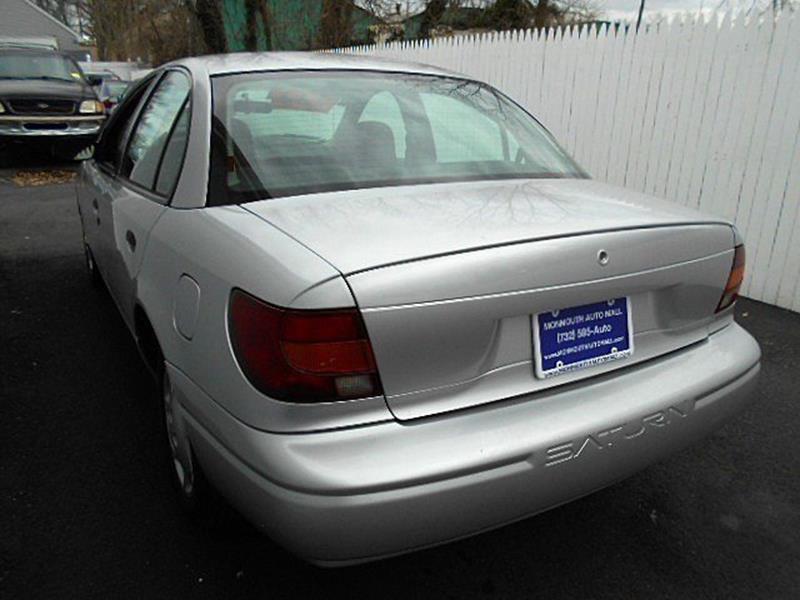 2002 Saturn S-Series SL1 4dr Sedan - Neptune NJ