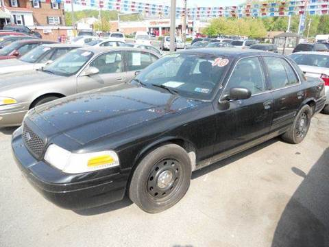 2010 Ford Crown Victoria for sale in Reading, PA