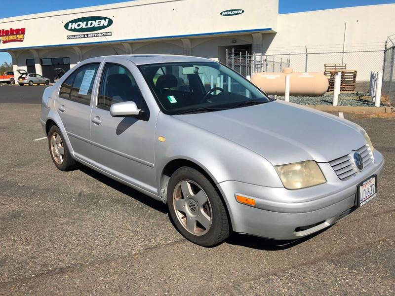 1999 Volkswagen Jetta 4dr New GLS TDi Turbodiesel Sedan - Shingle Springs CA