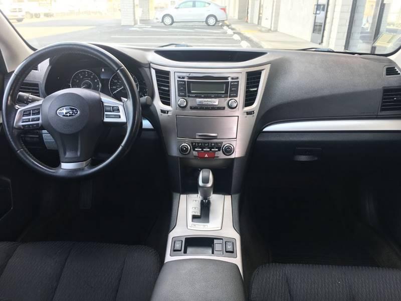 2012 Subaru Legacy AWD 2.5i Premium 4dr Sedan CVT - Shingle Springs CA