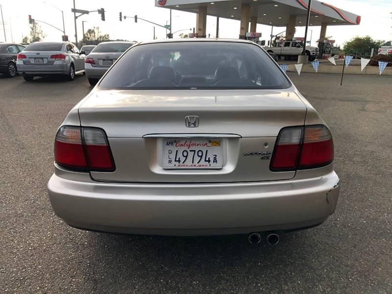 1997 Honda Accord EX 2dr Coupe - Shingle Springs CA