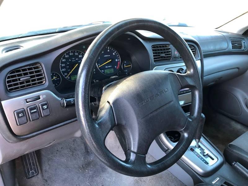 2005 Subaru Baja AWD 4dr Sport Crew Cab SB - Shingle Springs CA