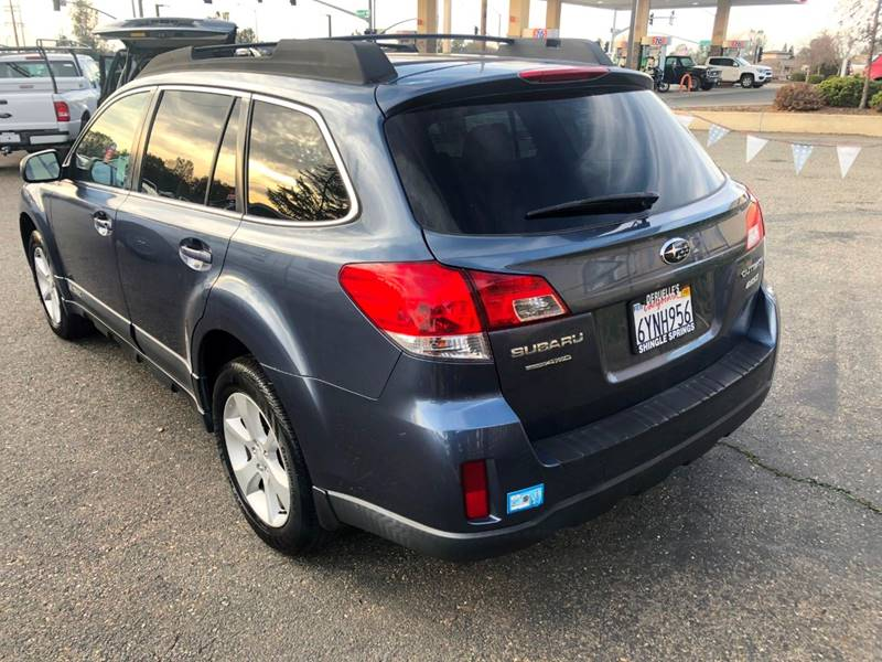 2013 Subaru Outback AWD 2.5i Premium 4dr Wagon CVT - Shingle Springs CA