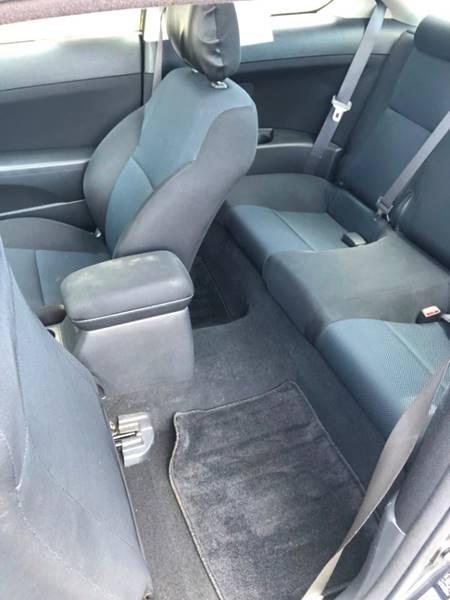 2007 Scion tC 2dr Hatchback (2.4L I4 4A) - Shingle Springs CA