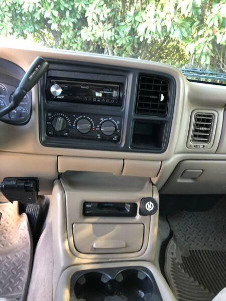 2002 GMC Sierra 2500HD 4dr Crew Cab SLT 4WD SB - Shingle Springs CA
