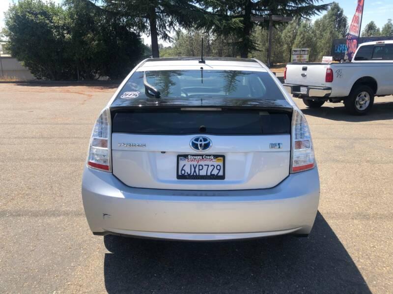 2010 Toyota Prius IV 4dr Hatchback - Shingle Springs CA