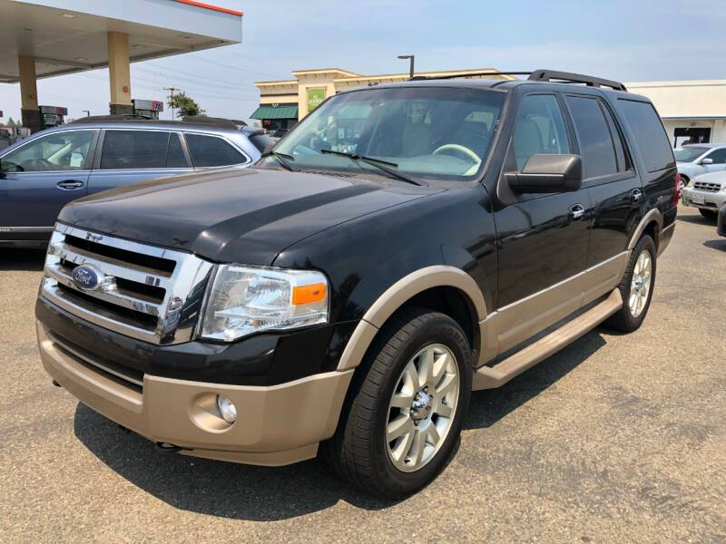 2011 Ford Expedition 4x4 XLT 4dr SUV - Shingle Springs CA